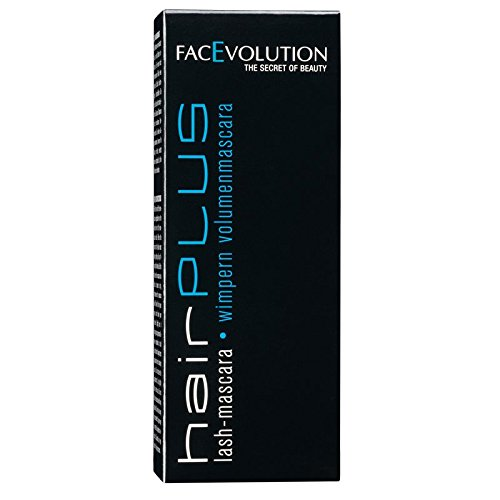 Hairplus FACEVOLUTION Lash Mascara schwarz 6 ml