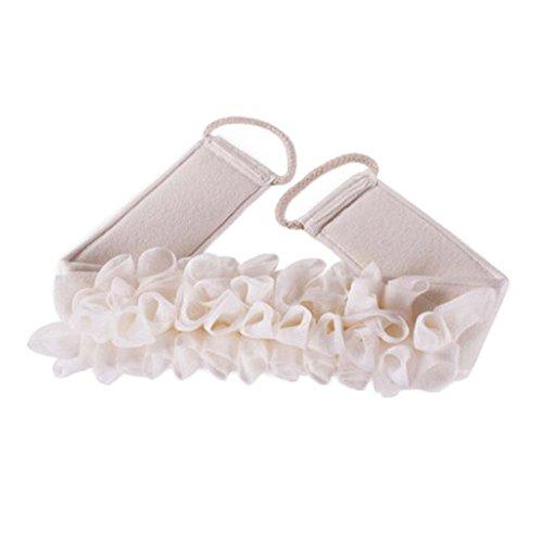 Accessoires pour le bain à laver Fournisseur exfoliante Éponge Serviettes,60x9cm