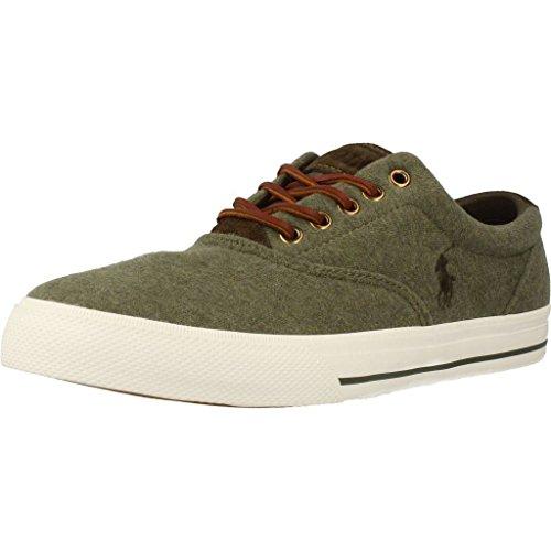 Zapatos para hombre, color Verde , marca RALPH LAUREN, modelo Zapatos Para Hombre RALPH LAUREN VAUGHN NE Verde