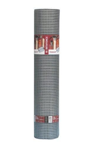 Gah-alberts 50660-51629 casanet - rete metallica (dimensioni delle maglie: 12,7 x 12,7 mm)