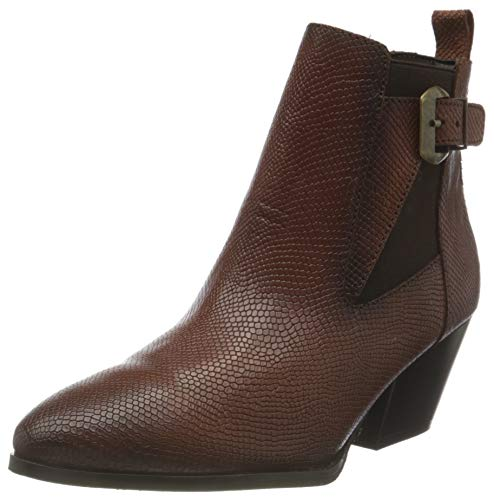 Buffalo Damen MADITA Mode-Stiefel, COGNAC, 40 EU