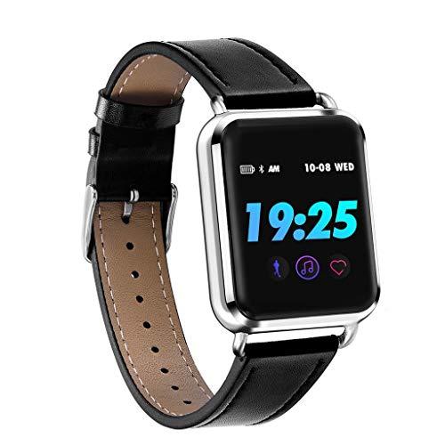 OPAKY Pulsera Actividad Smart Watch Impermeable Presión de Oxígeno en Sangre Podómetro Sport Smartwatch Pulsera Inteligente Monitor de Actividad Impermeable Reloj Inteligente para iOS y Android