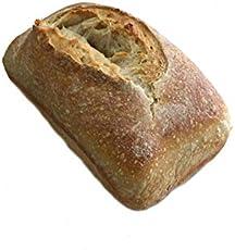 Moses-Bread Sourdough Sandwich Loaf, plain
