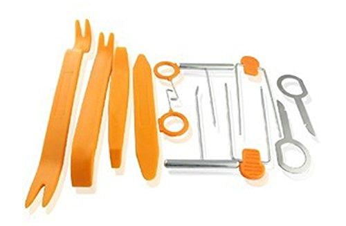 SaySure-Lecteur dvd stéréo de voiture-Kit Essential Nail Products Lot de 12 outil de porte-outils