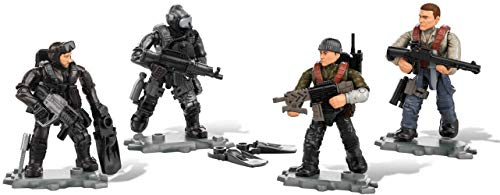 MEGA Construx Call of Duty Seals vs. Submariners (Mattel GFW67)