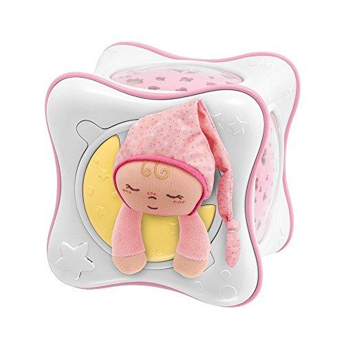 Chicco 24301 Regenbogenprojektor, rosa