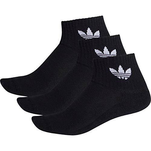 adidas Fm0643 Calcetines Mid-Cut, Negro, S Unisex Adulto