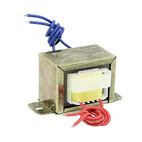 New Lon0167 EI-57x30 Model EI Core 220V 50Hz Input AC 12V 30VA Output Power Transformer(EI-57x30 Modell EI Core 220V 50Hz AC 12V 30VA Ausgangsleistungstransformator