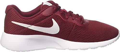 Nike Jungen Tanjun (BG) Gymnastikschuhe, Rot (Team Red/vast Grey/White 601), 38 EU