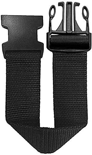 Fanny Pack Extender Belt Bag Adjustable Elastic Strap Buckle Waist Extender ONLY COMPATIBLE product image