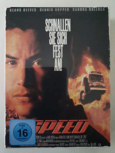 Speed / Tape Edition Blu Ray / VHS Retro Limited Edition auf 1111 Stück