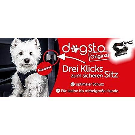 Ezydog Sicherheitsgurt Adapter Für Hunde Haustier
