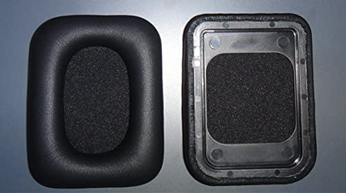 A Pair Black Color Replacement earpads Ear Cushion for Monster Inspiration Headphone 100 orginial product image