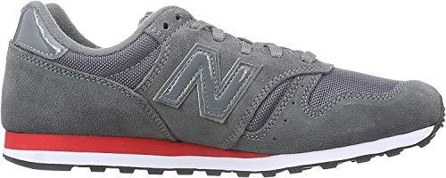 New Balance 373, Zapatillas de Running para Hombre, Gris (Grey 030), 45...