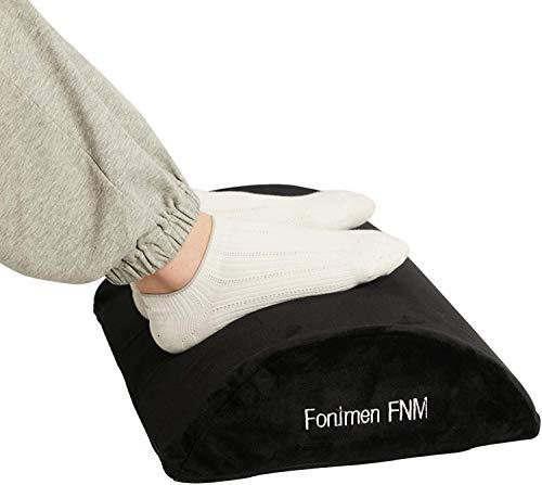 Fonimen FNM Reposapiés Reposa Pies Trabajo Oficina Reposapies Escritorio 45x30x10cm FT-03