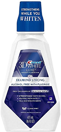 Crest 3D White Luxe Diamond Strong …