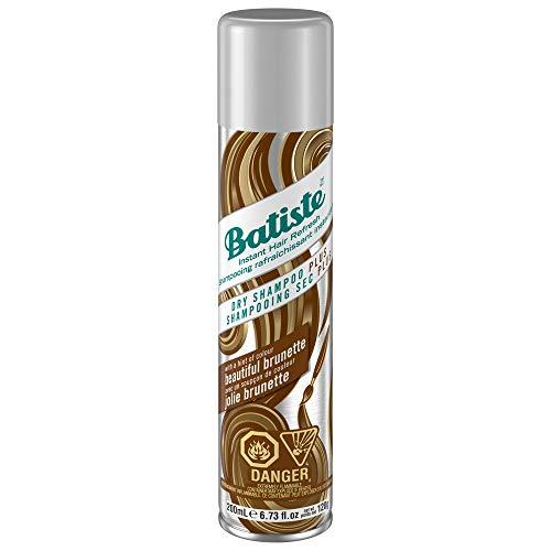 Batiste Medium Brown & Brunette Dry Shampoo Champú - 200 ml