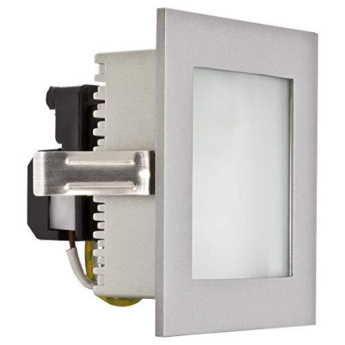 EVN Lichttechnik Wandleuchte alu 239 514 230V G9 25W Decken-/Wandleuchte 4037293239547