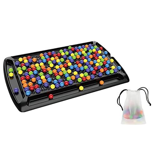 レインボーパズルチェス241PCSインタラクティブデスクトップパズルおもちゃ、トリックをプレイ、パターンを自由にグループ化、論理的思考を行使、右脳の発達を発達させ、子供の美的能力を向上させる