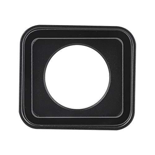 Wanier Lente Protectora para Lente Protectora Filtro de plástico Mejora la claridad de la cámara Hero 5/6/7 Black