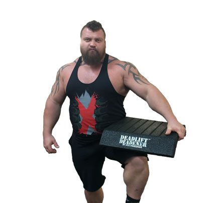 Gym Professor Deadlift Deadener 500 (Pair)