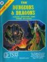 Dungeons & Dragons: Fantasy Adventure Game- Expert Rulebook