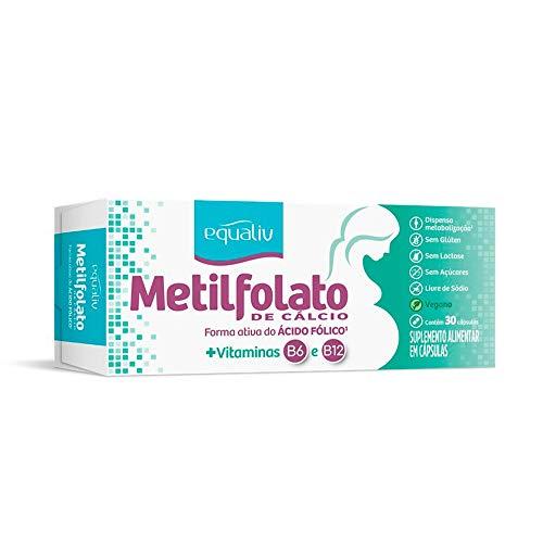 Follatus L-metilfolato Metilfolato 30 Caps 360mcg - Equaliv