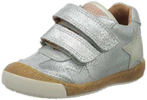 Bisgaard Mädchen Jenna Sneaker, Silber (Silver 2301), 32 EU