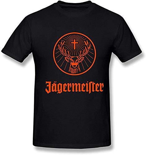 Men's Jagermeister Music Tour Logo T-Shirt (Size:L)