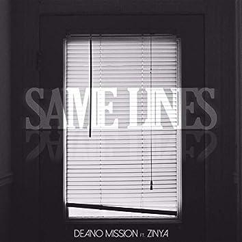 Same Lines (feat. Zinya)