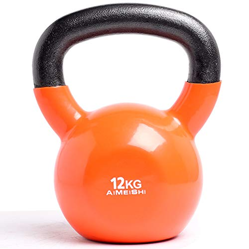 Kettlebell da Competizione Heavy Duty Weightlifting Bodybuilding Home Gym Attrezzature per Il Fitness Allenamento con Pesi 4, 6, 8, 12, 14, 15, 16, 18, 20, 24, 28, 32kg,15kg