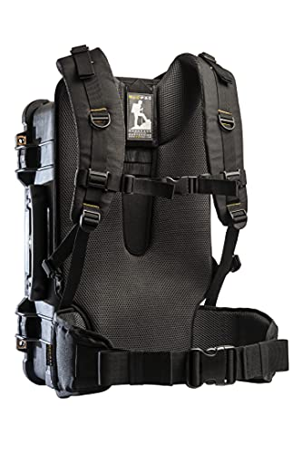 RucPac Pro Hardcase Backpack Conversion