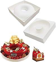 قوالب كيك - سيليكون الملكة السافارين الكعك قالب الجوف ل الشيفون الحلوى أدوات تزيين الكيك أدوات الخبز الملحقات