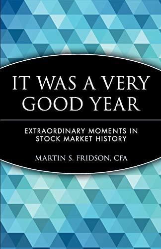 Very Good Year P