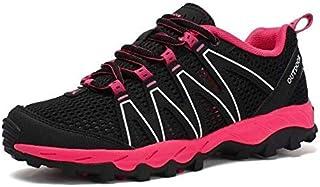 SizOO - أحذية المشي لمسافات طويلة - أحذية رياضية في الهواء الطلق للرجال والنساء أحذية المشي لمسافات طويلة مسامية مضادة للا...