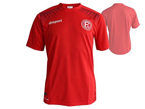 uhlsport Herren F95 Goal PES Training Shirt 17/18 T, rot/Bordeaux, S