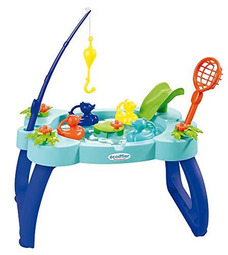 Écoiffier-Ecoiffier-4610-Table de Pêche aux Canards-Jeu de Plein Air pour Enfants-Dès 18 Mois-Fabriquée en France, 4610,