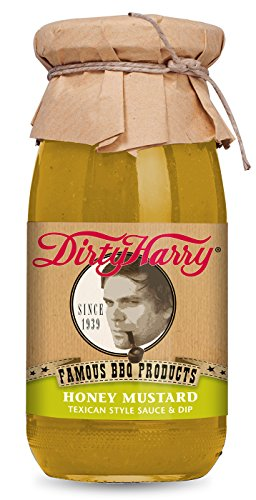 Münchner Kindl Senf Bio Dirty Harry Honey Mustard Sauce BIOLAND (1 x 250 ml)
