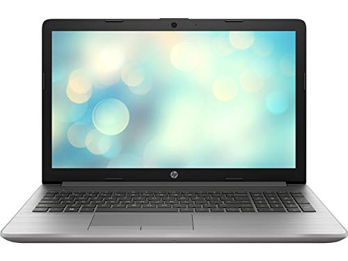 HP 255 G7 (15,6 Zoll / FHD) Business Laptop (AMD Ryzen 5 3500U, 8GB DDR4 RAM, 256GB SDD, AMD Radeon Grafik, DVD-Writer, Windows 10 Home) Silber