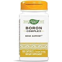 Boron Chelate, 3 mg, 100 Capsules