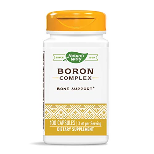 Boron (3mg) 100 caps