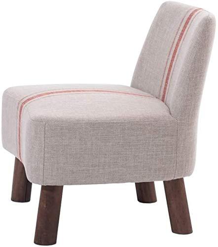 Banco de sofá, con tela, silla moderna moderna, con un banquillo desmontable suave, utilizado en taburetes de sofá,C
