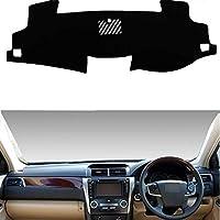 SAXTZDS 車のスタイリングカバーダッシュマットサンシェードダッシュボードカバー、トヨタカムリXV502011-2017に適合