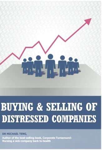 Buying and selling distressed companies product image