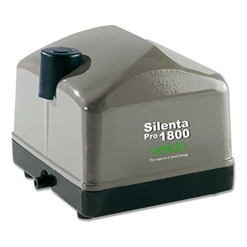 Velda 125085 Professionelles Belüftungsset für Teiche bis 7000 Liter, 25 Watt, Silenta Pro 1800