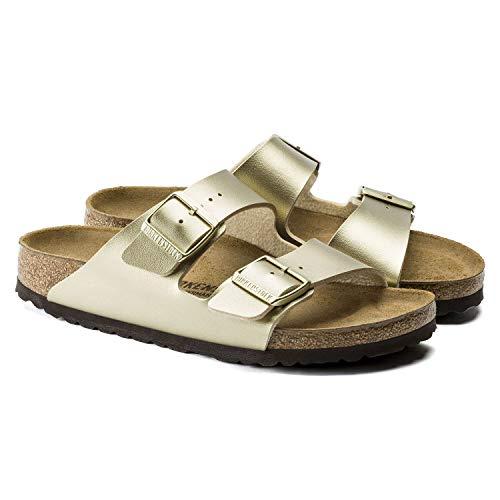 Birkenstock - Arizona - Sandalo con Doppia Fascia E Chiusura con Fibbie