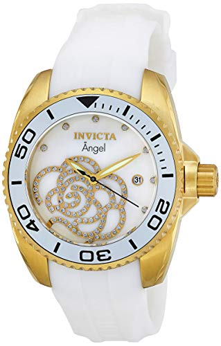 Invicta Angel 0488 Reloj para Mujer Cuarzo - 38mm