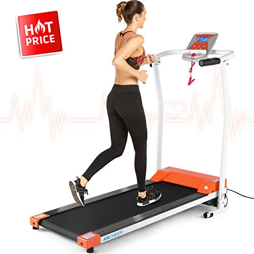 the Best Exercise Equipment For Seniors - a low impact treadmill