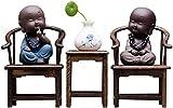 Statues de Bouddha Petits Ornements Ornements Zen Chinois Cadre armoires à vin décorations de Bureau Maison Salon décoration