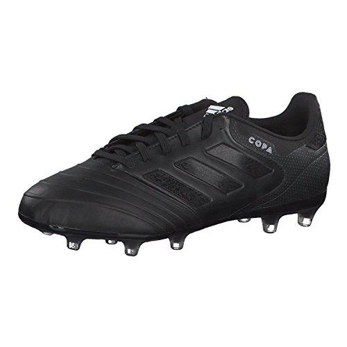 adidas Copa 18.2 FG, Zapatillas de Fútbol Hombre, Negro (Core Black/Core Black/Footwear White 0), 39 1/3 EU